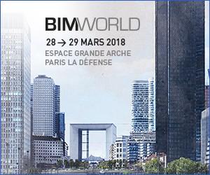 BIM World 2018, nous y serons !